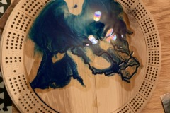 Circular-Cribbage-with-Epoxy
